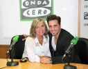 Julia Otero con David Bustamante